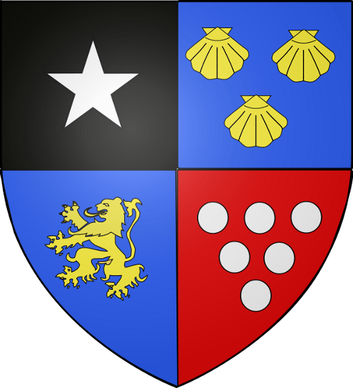Armes des Verdelhan, source Wikipedia